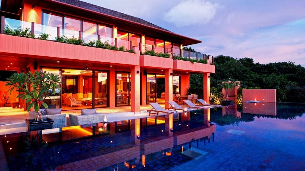 Red Villa In Phuket Thailand – The Best Accommodation for a Luxurious Stay in Phuket