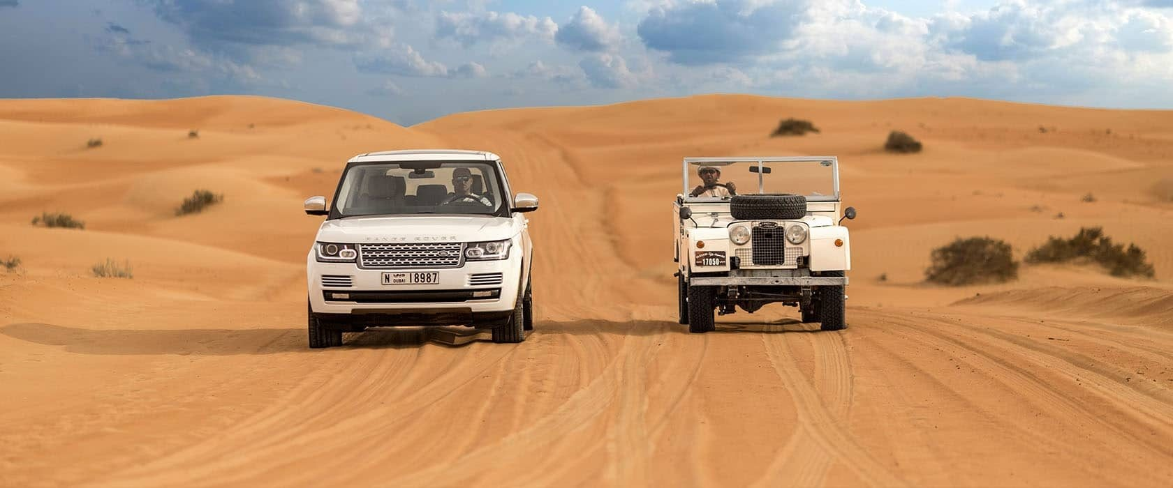 Daring activities and entertainment at Dubai desert safari