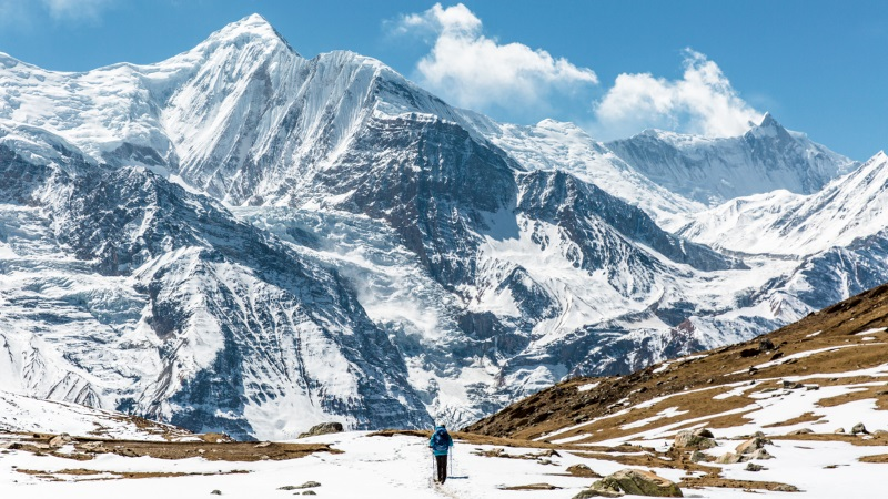 Most popular Trekking packages in Nepal