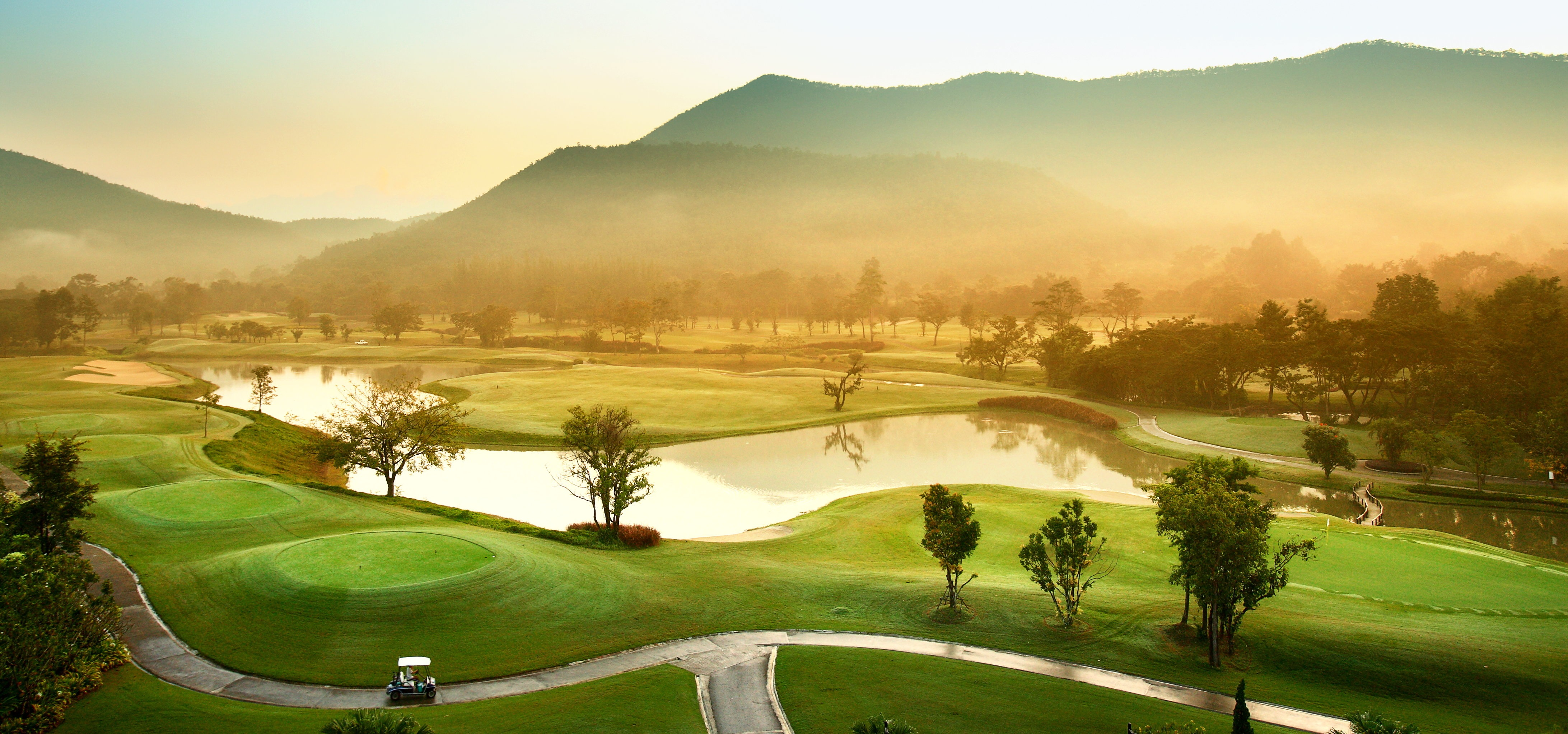 How to Choose a Golf Holiday Location