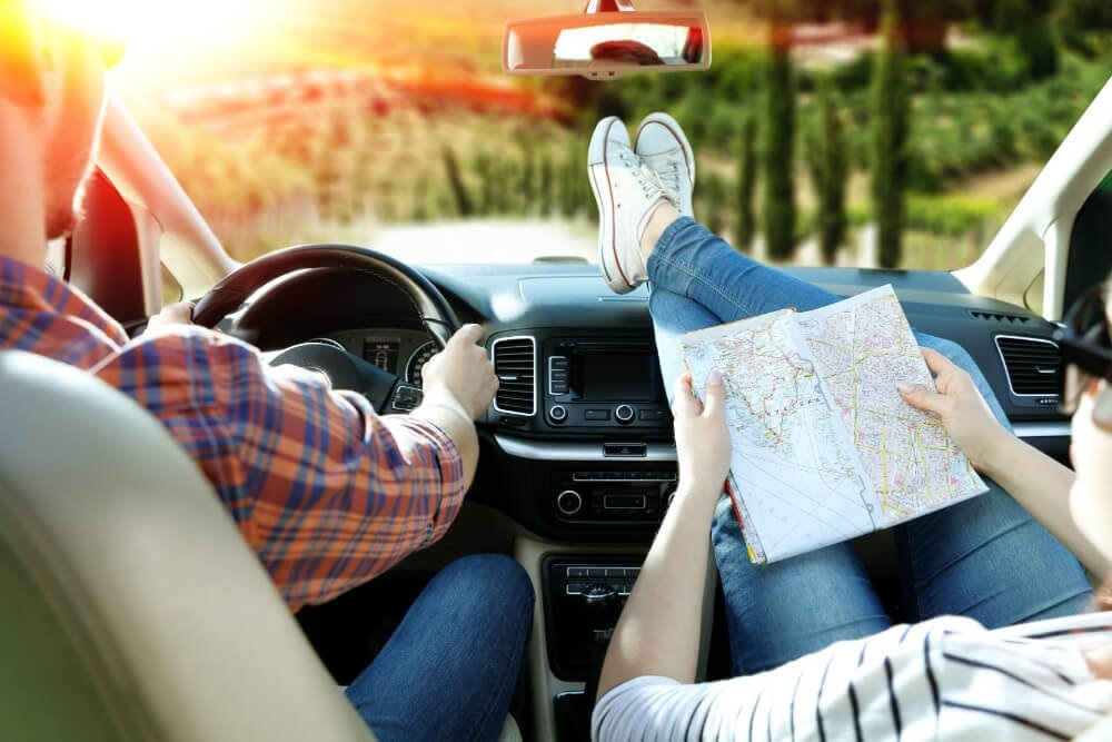 Enhance your freedom on vacation by renting a car