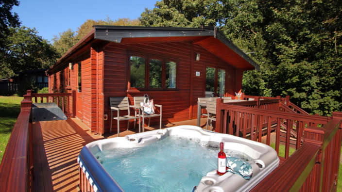 New Forest Hot Tub Breaks